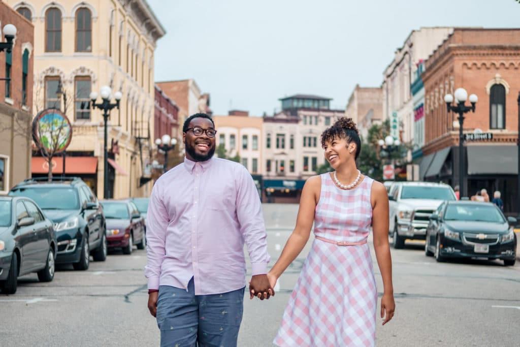 Church Couple