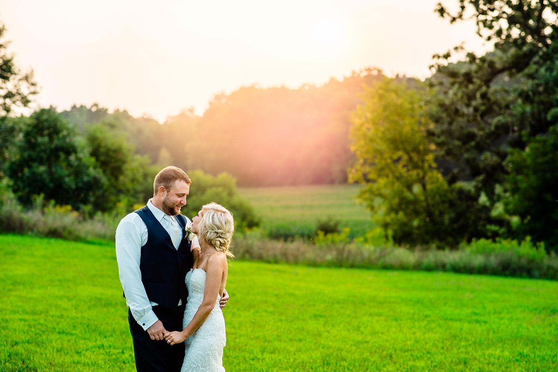 Ridge Top Gathering Place Wedding