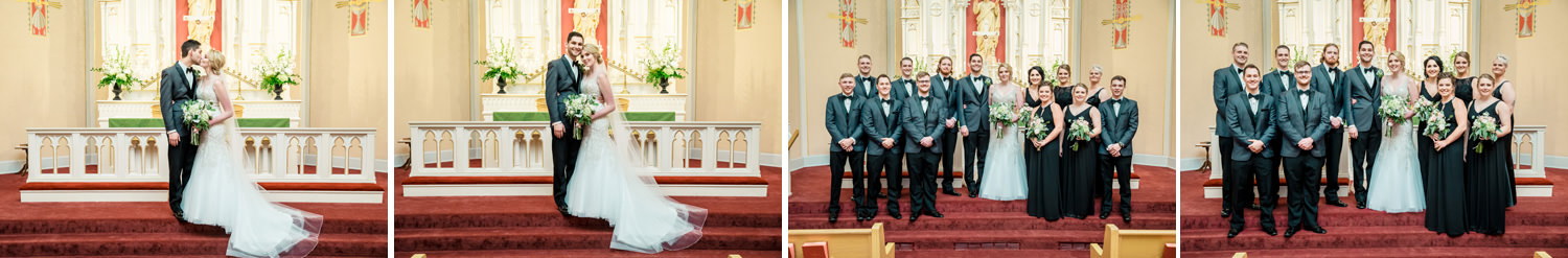 Immanuel Lutheran Church Wedding