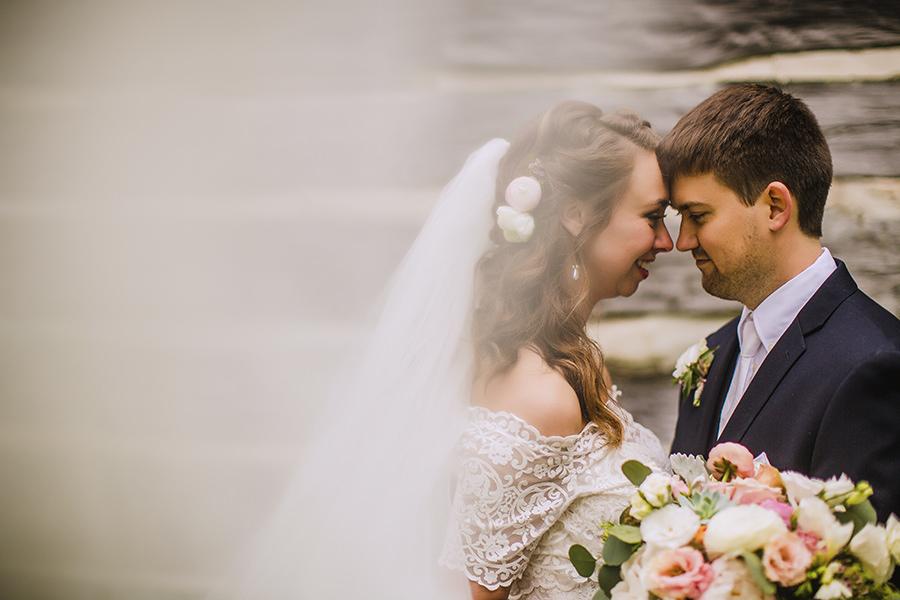 Norskedalen Rustick wedding