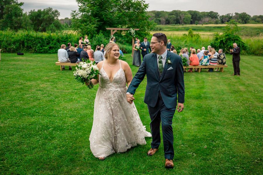 Bittersweet Floral Wedding