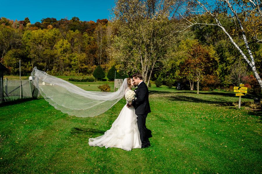Justin Trails Wedding