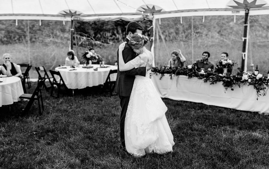 Backyard Pandemic Wedding