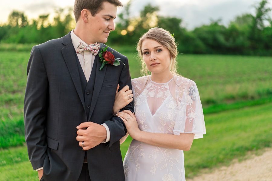 Minneapolis Couples Wedding