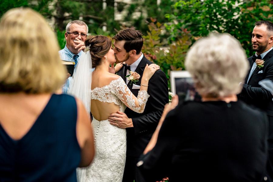 Minneapolis Backyard Wedding