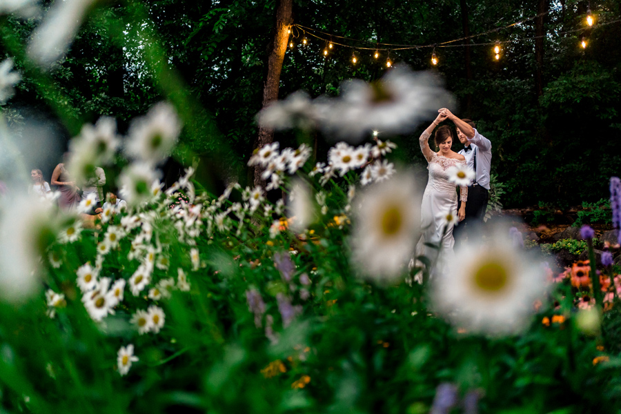 Midwest Storm Wedding